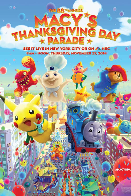 فيلم 88th Annual Macy's Thanksgiving Day Parade باللغة العربية