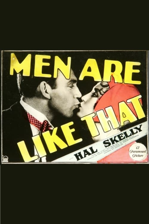 Men Are Like That (1930)