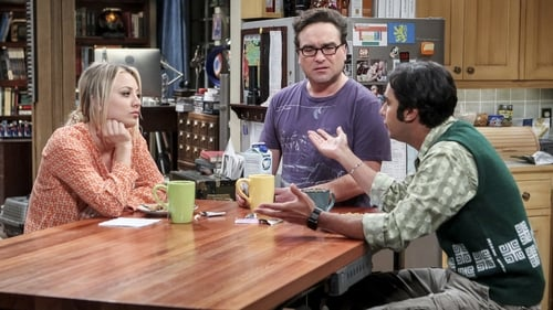 The Big Bang Theory - Season 10 - Episode 19: The Collaboration Fluctuation