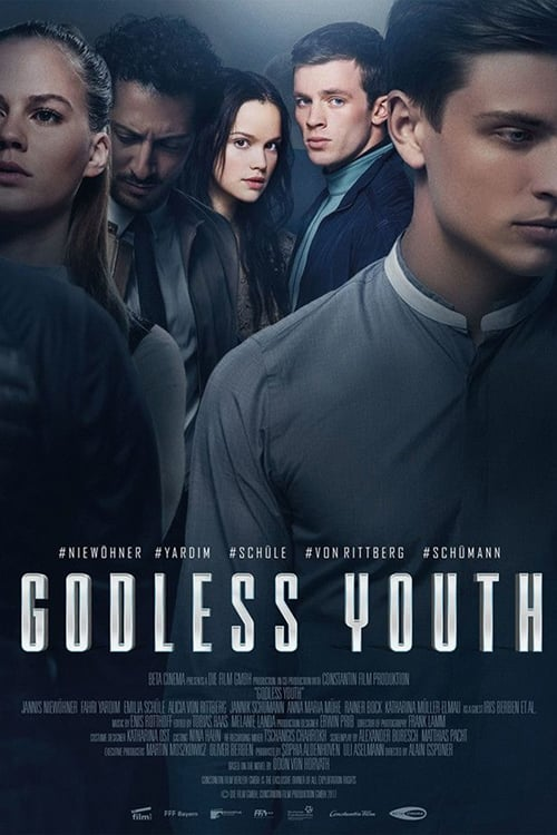 Godless Youth (2017) Poster