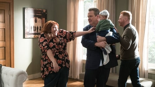Modern Family - Season 9 - Episode 9: tough love