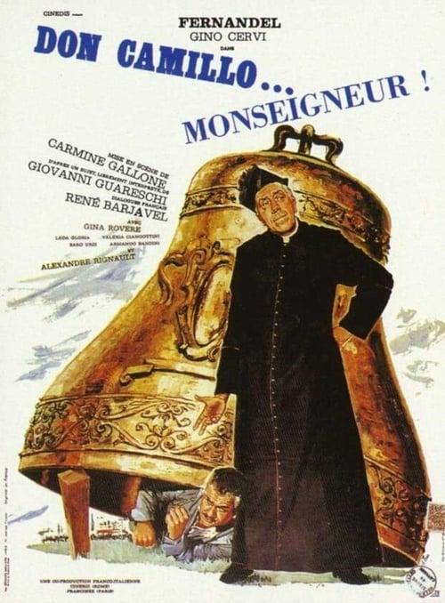 Don Camillo: Monsignor (1961)