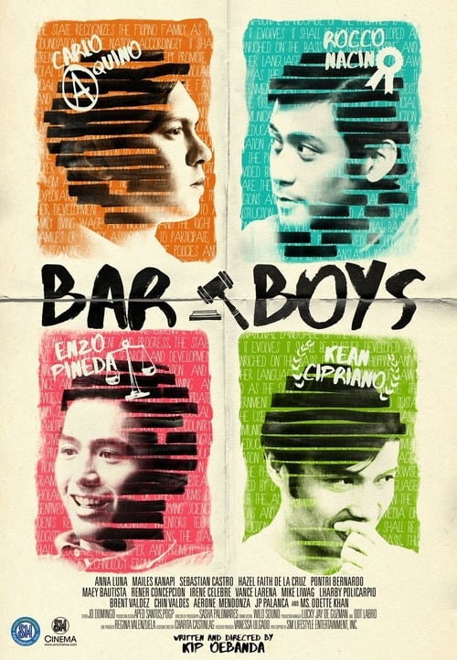 Bar Boys full movie [2017] in english with subtitles