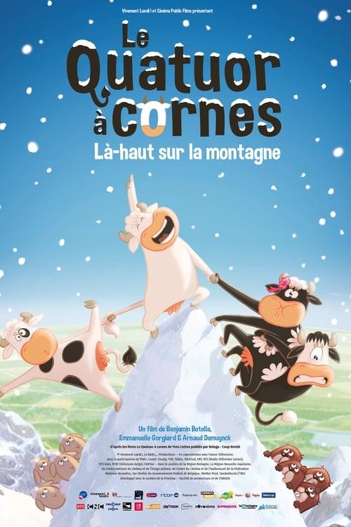 ★ Le Quatuor à cornes : là-haut sur la montagne (2019) streaming vf