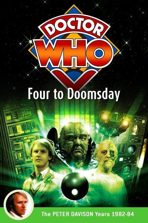 Película Doctor Who: Four to Doomsday En Buena Calidad