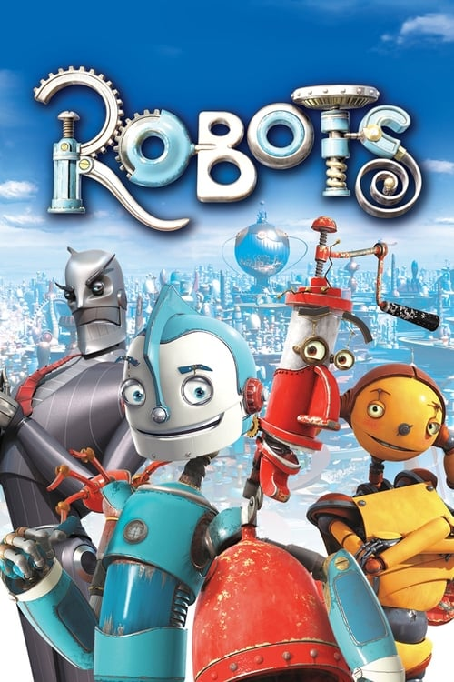 Download Robots (2005) Best Quality Movie