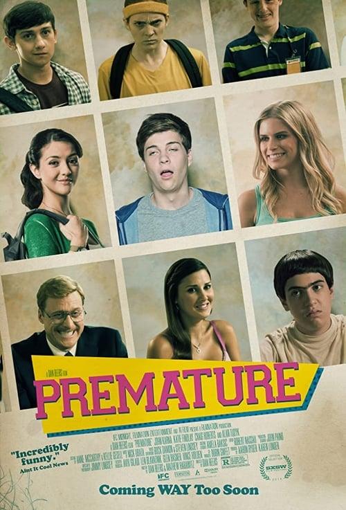 Premature - Poster