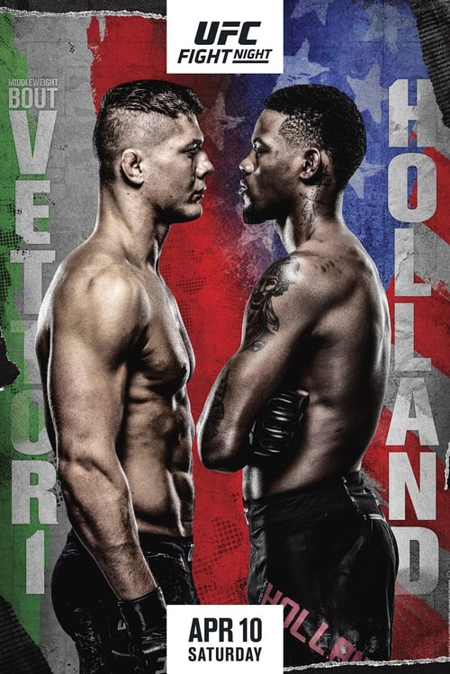 Watch Online UFC on ABC 2: Vettori vs. Holland And Full Download