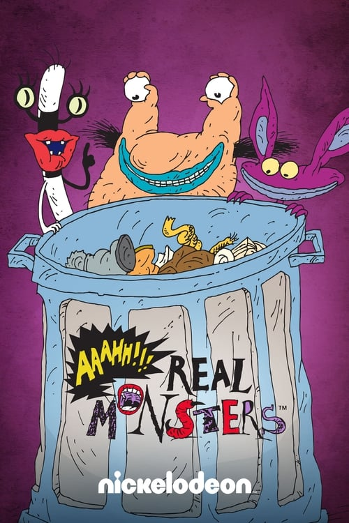 Subtitles Aaahh!!! Real Monsters (1994) in English Free Download | 720p BrRip x264