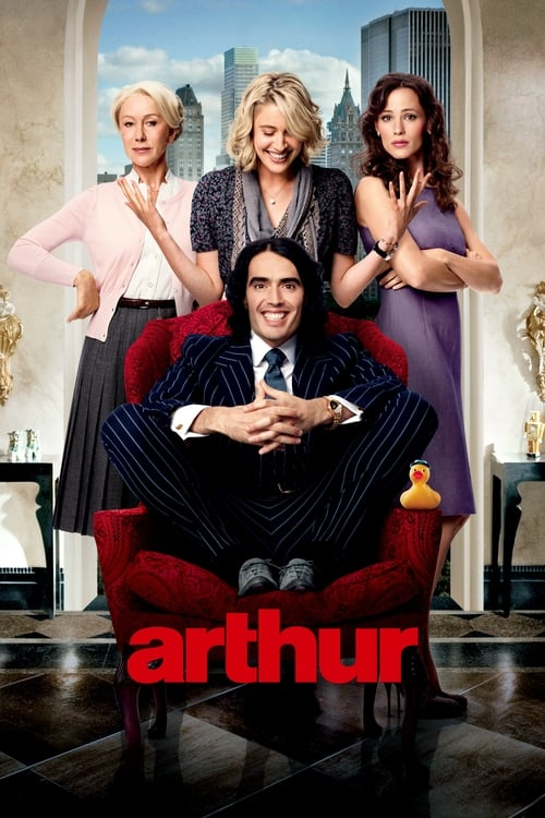 Streaming Arthur (2011) Best Quality Movie