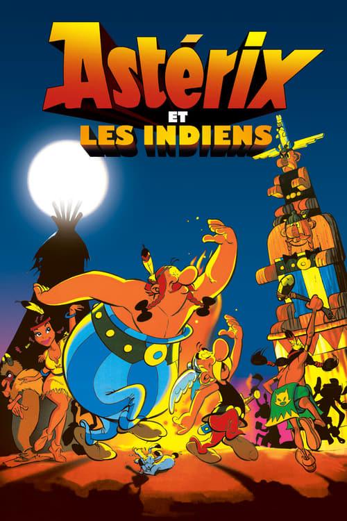 Astérix et les Indiens Film en Streaming Youwatch