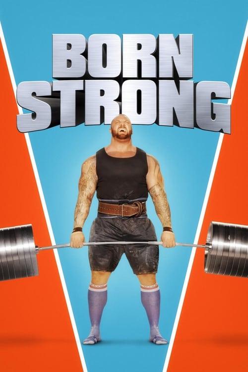 Poster von Born Strong