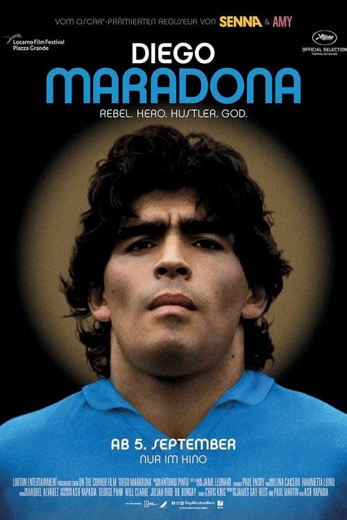 Diego Maradona - Dokumentarfilm / 2019 / ab 12 Jahre