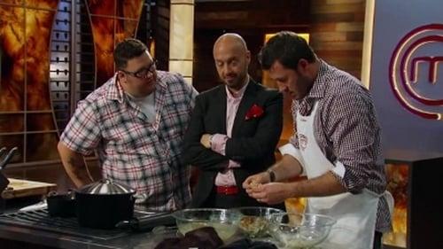 MasterChef: Season 1 – Episode 9 Chefs Compete (1)