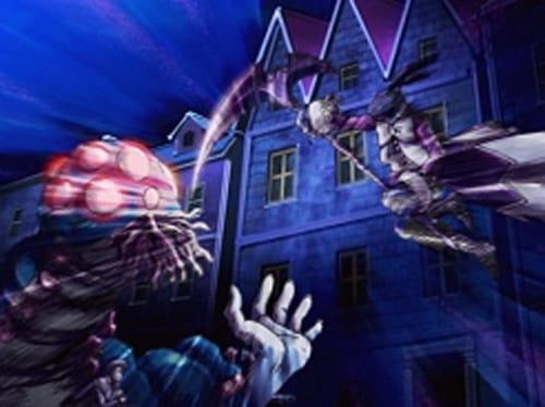 Pandora Hearts: Season 1 – Episode Malediction