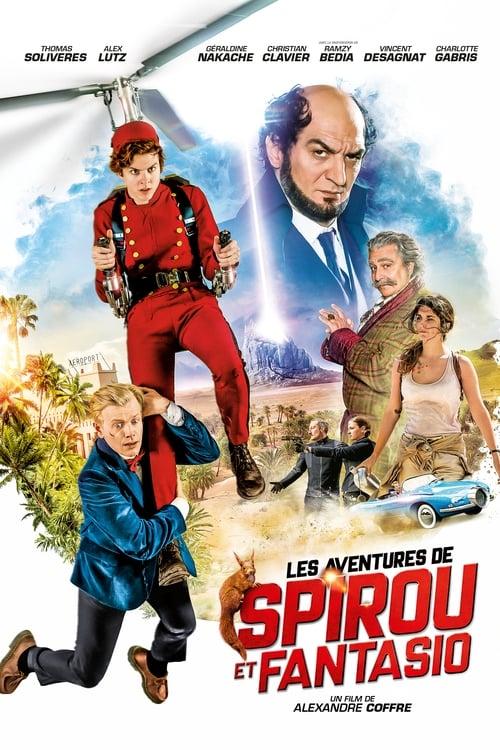 فيلم Les Aventures de Spirou et Fantasio مجانا