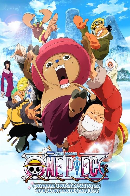 ZFR 720p One Piece: Chopper und das Wunder der ...