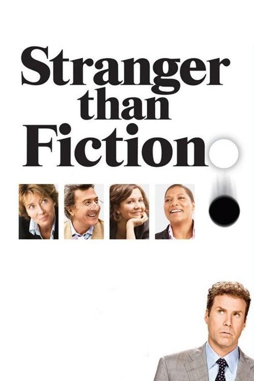 Stranger Than Fiction - Poster