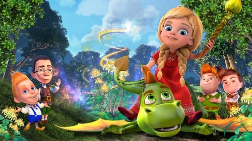 The Princess and the Dragon (2018), film animat subtitrat in Romana