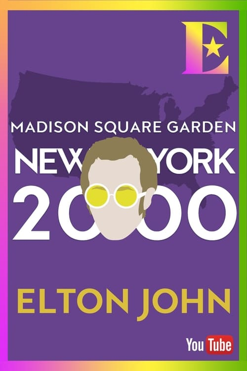 Elton John - Madison Square Garden, NYC 2000
