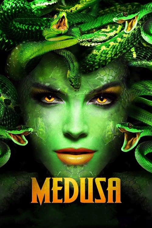 Poster von Medusa - Die Schlangenkönigin
