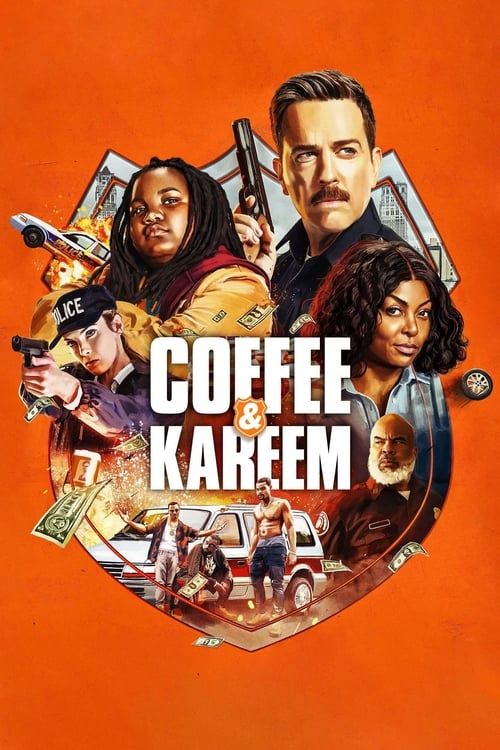 Largescale poster for Coffee & Kareem