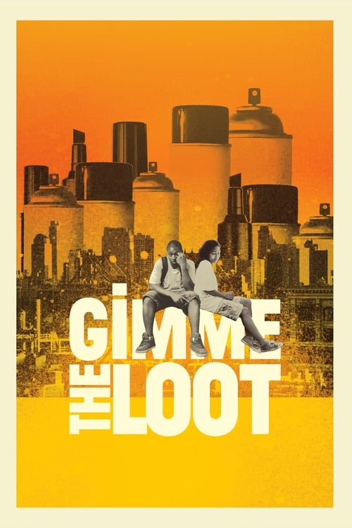 Poster von Gimme the Loot