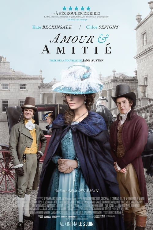 Love & Friendship Film en Streaming VF