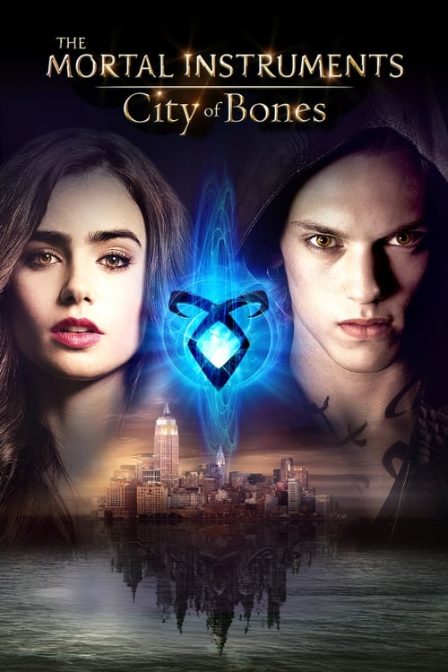 The Mortal Instruments: City of Bones - Poster