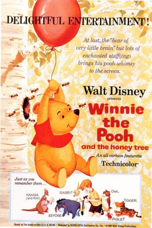 مشاهدة Winnie the Pooh and the Honey Tree في نوعية جيدة