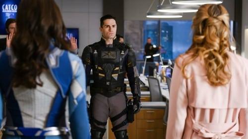 Supergirl - Season 4 - Episode 19: American Dreamer