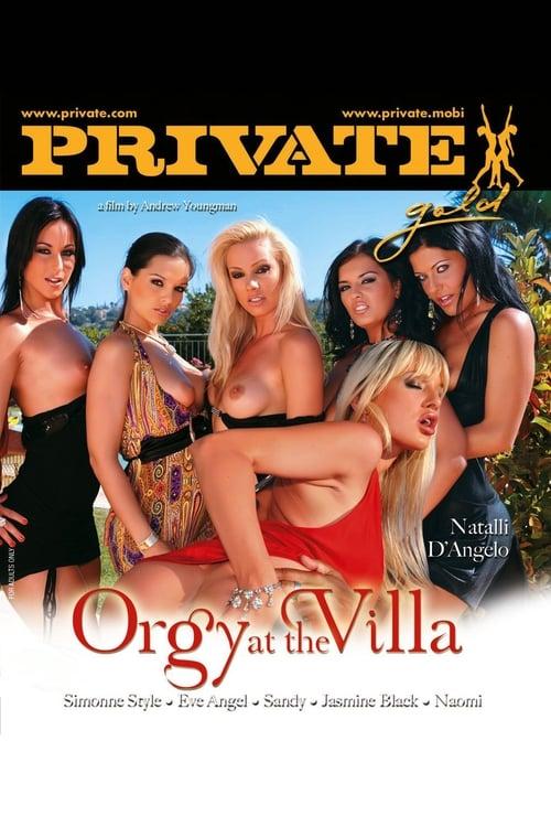 Orgy at the Villa