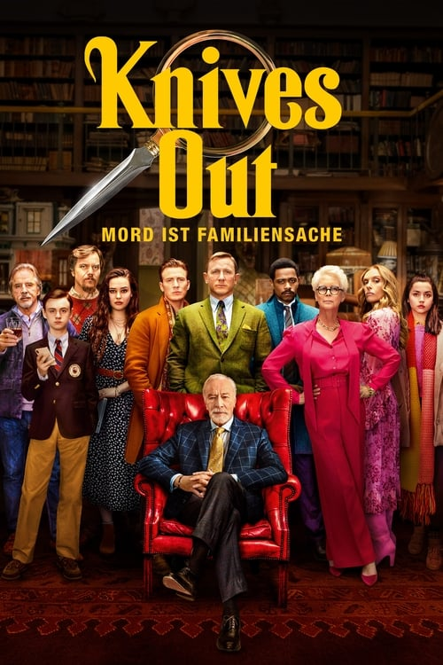 Knives Out - Poster