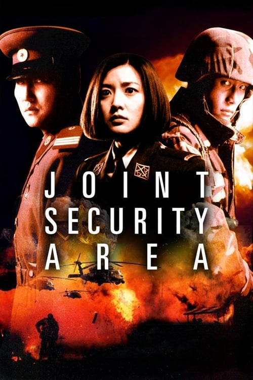 Largescale poster for Joint Security Area