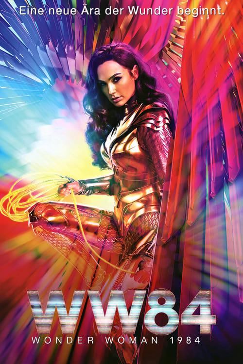 Wonder Woman 1984 - Action / 2021 / ab 12 Jahre