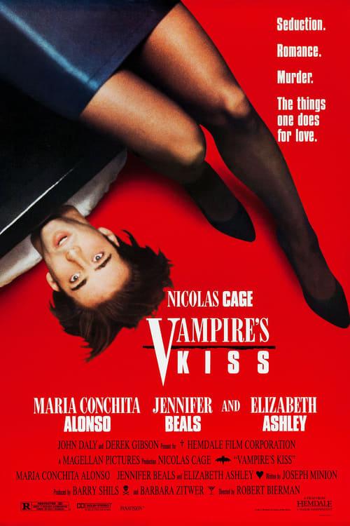 Download Vampire's Kiss (1988) Full Movie