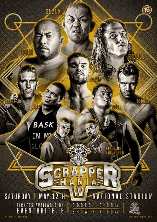 ScrapperMania 4 Watch Stream