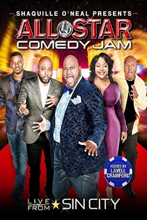 Shaquille O'Neal Presents: All Star Comedy Jam: Live From Sin City (2016)