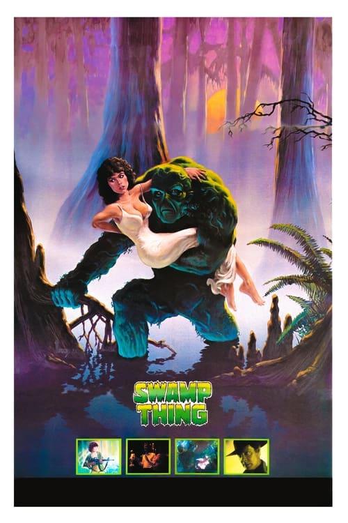 Swamp Thing (1982) Poster