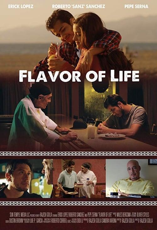 Assistir Filme Flavor of Life Online Grátis