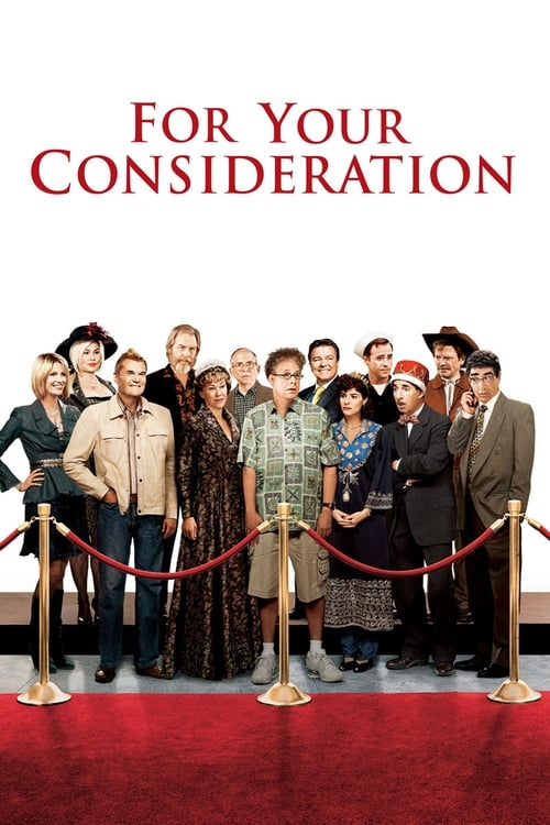 Watch For Your Consideration (2006) Movie Free Online