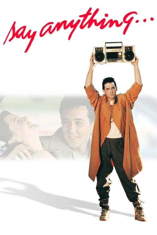 Say Anything... - Poster