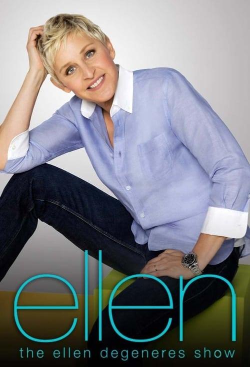 The Ellen DeGeneres Show - Season 1 - Episode 1: Series Premiere