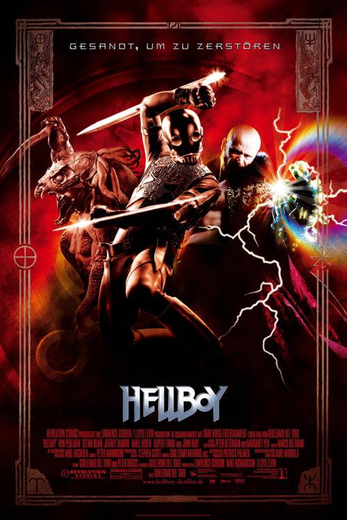 Hellboy Mit Deutschen Untertiteln Ansehen
