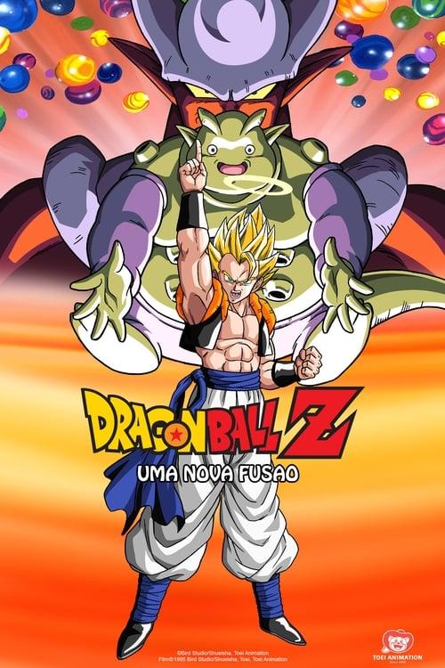 Assistir Filme Dragon Ball Z: Uma Nova Fusão Completamente Grátis