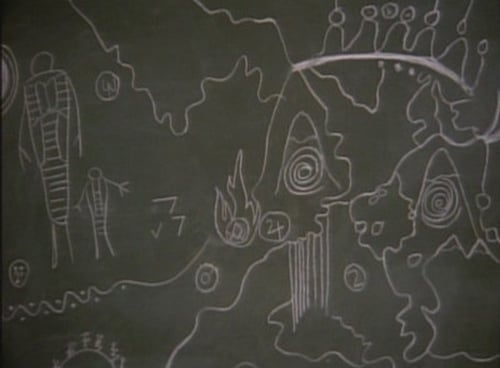 Twin Peaks - Season 2 - Episode 19: Variations and Revelations
