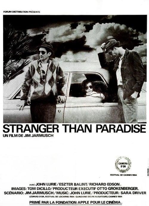 Regarder Stranger Than Paradise (1984) Streaming HD FR