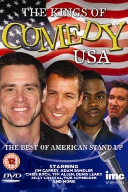 Filme Kings of Comedy USA De Boa Qualidade
