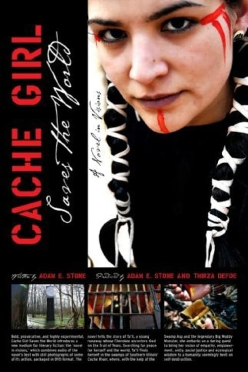 Cache Girl Saves the World: A Novel in Visions (2010)