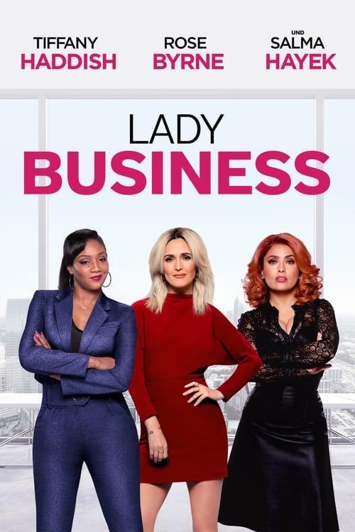 Poster von Lady Business